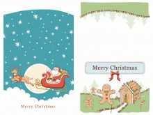 74 Printable Christmas Card Template On Word For Free for Christmas Card Template On Word