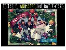 74 Report Christmas Card Template Animation in Word by Christmas Card Template Animation