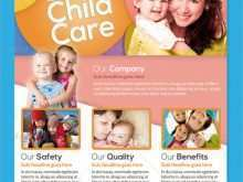74 Report Daycare Flyer Templates Layouts for Daycare Flyer Templates