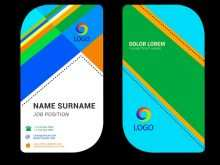 74 Report Name Card Template Illustrator Ai For Free for Name Card Template Illustrator Ai