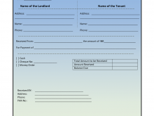 74 Standard Blank Rent Invoice Template in Word for Blank Rent Invoice Template