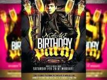 74 The Best Birthday Club Flyer Template for Ms Word for Birthday Club Flyer Template