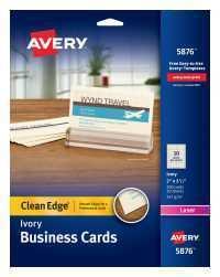 75 Best Avery Business Card Template Laser Printer for Ms Word with Avery Business Card Template Laser Printer