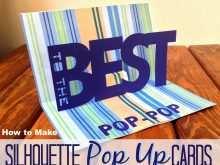 Pop Up Card Tutorial Template