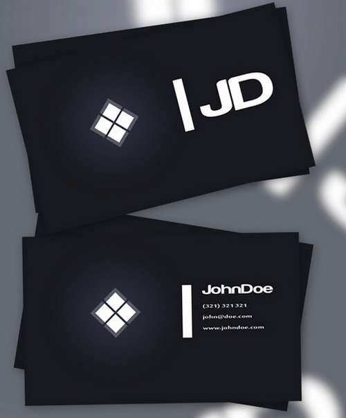 75 Create Black Business Card Template Free Download Layouts for Black Business Card Template Free Download