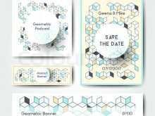 75 Creating Geometric Postcard Template Maker for Geometric Postcard Template