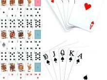 75 Creating Playing Card Size Template Word in Word for Playing Card Size Template Word