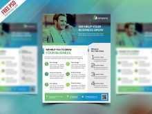 75 Customize Business Flyer Template Free Maker with Business Flyer Template Free
