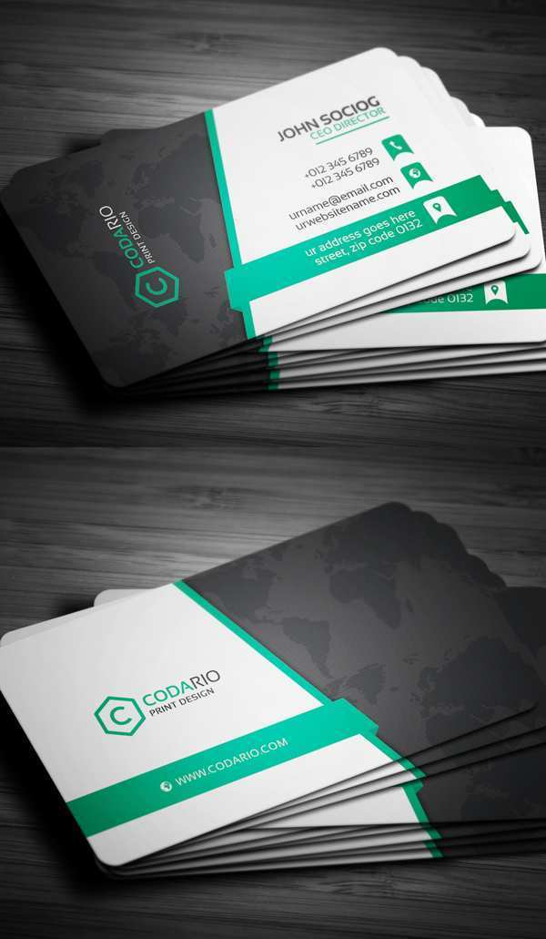 75 Customize Our Free Business Card Templates Best Templates by Business Card Templates Best