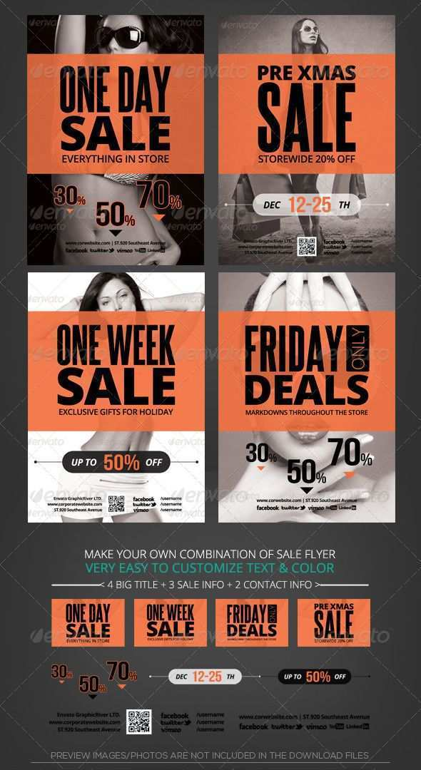 75 Customize Our Free Store Flyer Template in Photoshop with Store Flyer Template