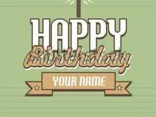 75 Format Birthday Card Template Male Download for Birthday Card Template Male
