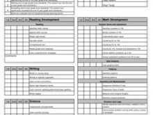 75 Free Printable Report Card Template High School Ontario Download for Report Card Template High School Ontario