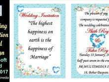 75 Online Invitation Card Templates For Word For Free with Invitation Card Templates For Word
