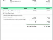 75 Online Invoice Format For Manufacturer Layouts for Invoice Format For Manufacturer