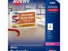 75 Printable Avery Postcard Template 6 Per Sheet Templates with Avery Postcard Template 6 Per Sheet