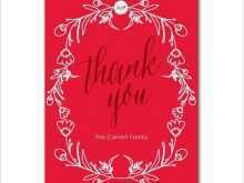 75 Printable Christmas Card Thank You Template PSD File for Christmas Card Thank You Template