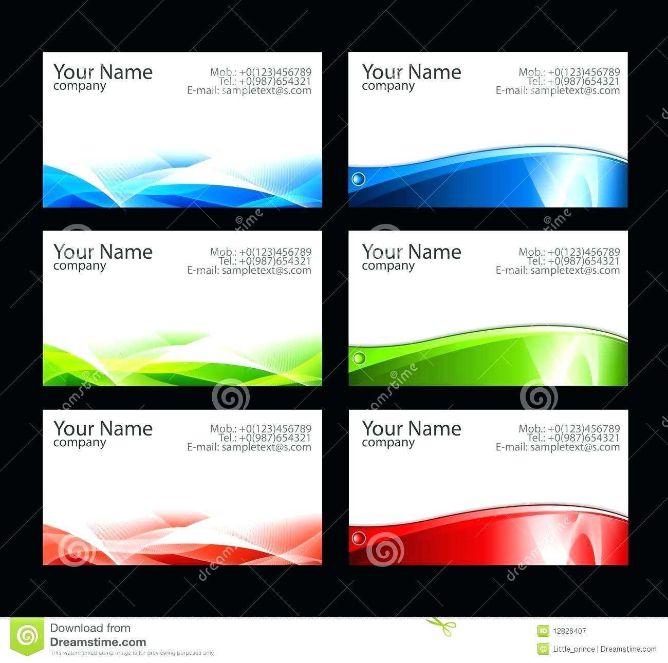 21 Printable Download Free Blank Business Card Template Microsoft For Plain Business Card Template Microsoft Word