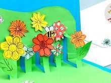 75 Printable Flower Card Templates Youtube For Free for Flower Card Templates Youtube