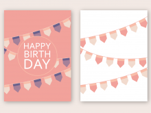 75 Report Birthday Card Templates Vector for Ms Word with Birthday Card Templates Vector