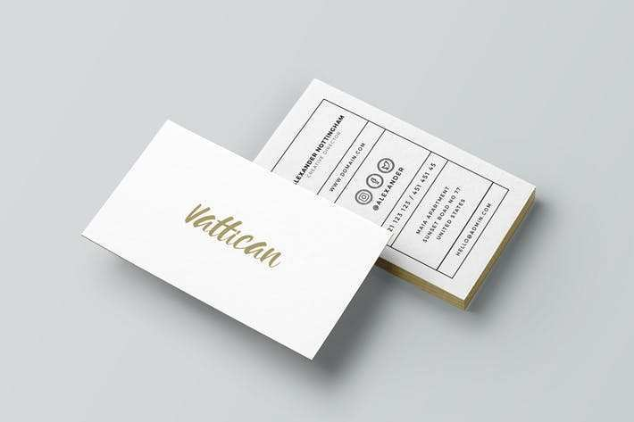 75 Report Business Card Template Envato for Ms Word for Business Card Template Envato
