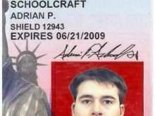 75 Report Nypd Id Card Template in Photoshop with Nypd Id Card Template