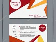 75 Standard V Card Design Template Formating with V Card Design Template