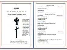 75 The Best Church Service Agenda Template Maker for Church Service Agenda Template