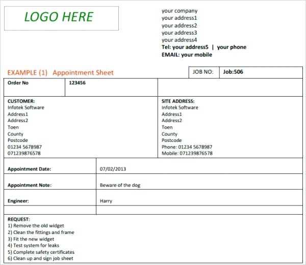 76 Adding Job Card Templates Word With Stunning Design by Job Card Templates Word