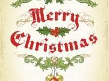 76 Blank Vintage Christmas Photo Card Templates Layouts with Vintage Christmas Photo Card Templates
