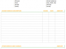 Consulting Invoice Format In Excel