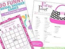 Free Printable Baby Shower Agenda Templates