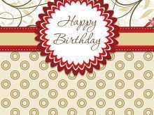 76 Customize Birthday Card Template Adobe Illustrator Photo with Birthday Card Template Adobe Illustrator