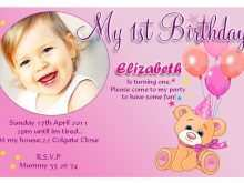 76 Customize Our Free Birthday Invitation Card Template For Girl Layouts by Birthday Invitation Card Template For Girl