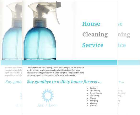 76 Customize Our Free Cleaning Flyers Templates Formating with Cleaning Flyers Templates
