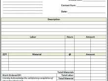 Invoice Template Not Vat Registered