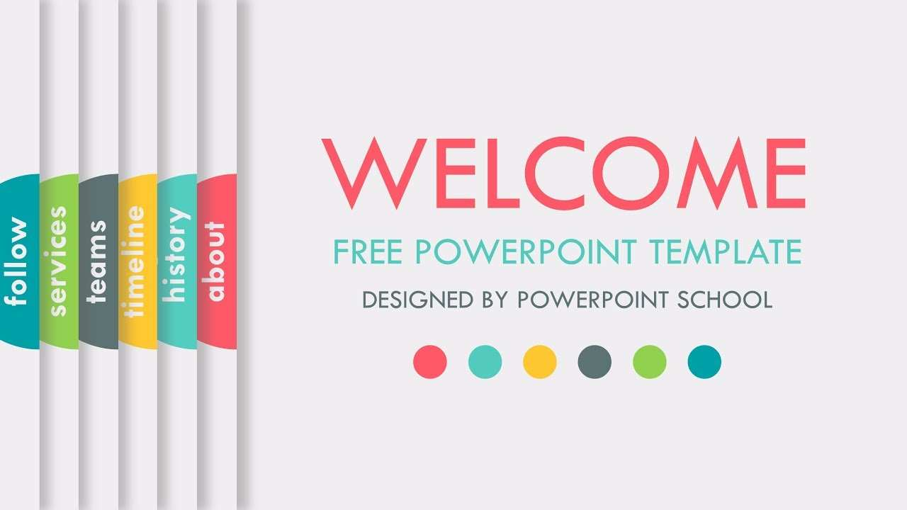 76 Free Class Schedule Template Powerpoint For Free with Class Schedule Template Powerpoint