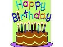 76 Free Printable Birthday Card Templates To Download Maker by Birthday Card Templates To Download