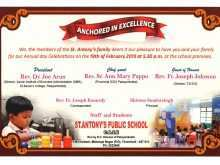 25 Creating Invitation Card Format For Annual Day Download