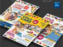 76 Standard Child Care Flyer Template Photo for Child Care Flyer Template