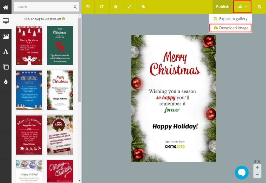76 Standard Christmas Card Template Outlook for Christmas Card Template Outlook