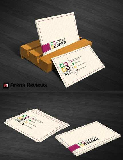 76 Visiting Business Card Template Reviews Formating for Business Card Template Reviews