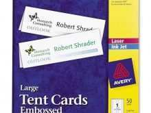 77 Avery Tent Card Template Small Maker by Avery Tent Card Template Small