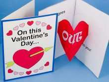 77 Best Pop Up Card Tutorial Valentine Now for Pop Up Card Tutorial Valentine