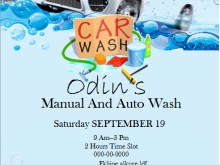 77 Blank Car Wash Flyers Templates Templates by Car Wash Flyers Templates