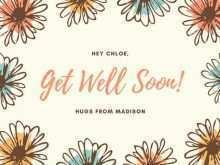 77 Blank Get Well Soon Card Templates Templates with Get Well Soon Card Templates