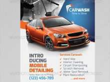 77 Creating Car Detailing Flyer Template Now with Car Detailing Flyer Template
