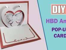 77 Creating Pop Up Greeting Card Templates Download with Pop Up Greeting Card Templates