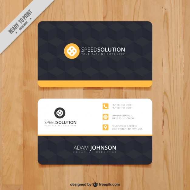 77 Creative Business Card Template Ai File Free Download Formating for Business Card Template Ai File Free Download