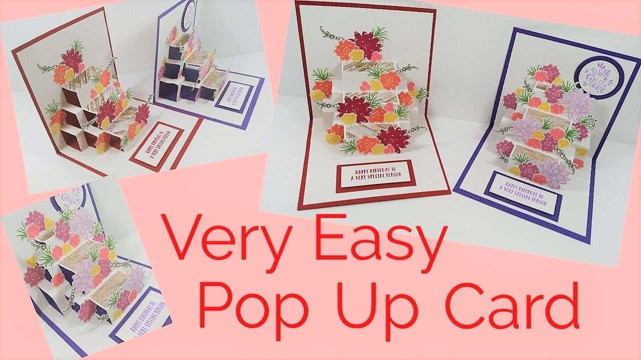 77 Creative Easy Pop Up Card Video Tutorial Layouts by Easy Pop Up Card Video Tutorial