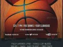 77 Customize Basketball Flyer Template Word For Free with Basketball Flyer Template Word